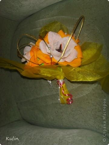 """вот осваиваю """"новые горизонты"""" странно, но как то сразу розы закрутились правильно :) фото 6"""