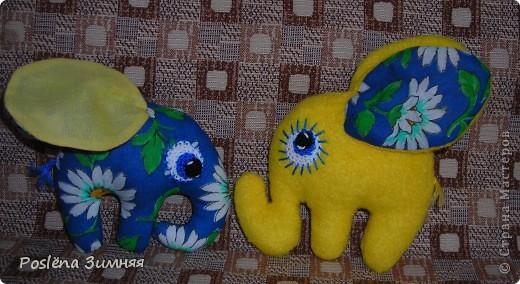 Пара слоников. фото 2