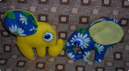 Пара слоников. фото 1