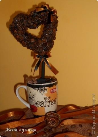 Вот такая любовь у меня...кофейная))) фото 3