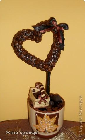 Вот такая любовь у меня...кофейная))) фото 7