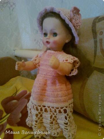 Карина собралась на прогулку и надела новое платье, шляпку и балетки. Вот так здорово Карина погуляла в прекрасной Стране. фото 2