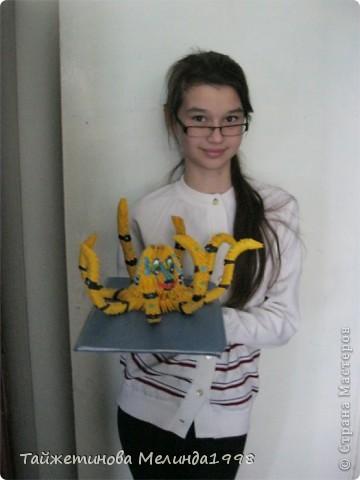 С помощью моего МК вы можете сделать такого осьминога! фото 68