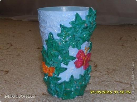 Такие, на мой взгляд ,симпатичные стаканчики,придутся по вкусу любой женщине! фото 10