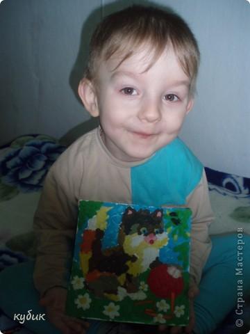 Артуша сделал вот такой подарок мне и бабушке на 8 марта и мы поздравляем всех вас с наступающим праздником,счастья, любви , здоровья вам!!!!!!!!!!!!!!!!!!!!!!!!!! фото 13