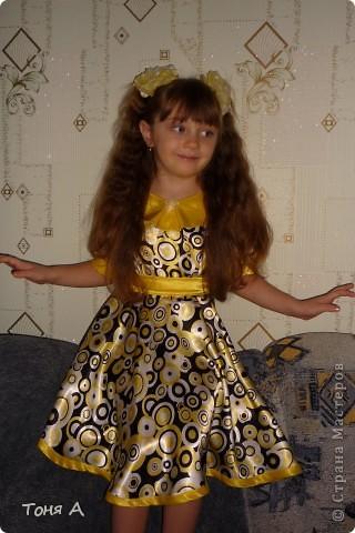Платье дочке на 5 лет. фото 2