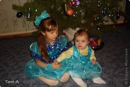Платье дочке на 5 лет. фото 4
