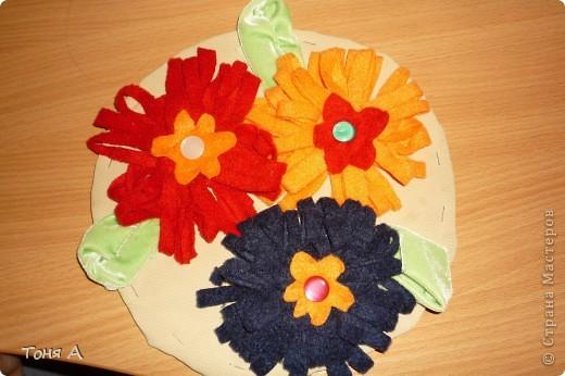 Цветочки к 8 марта!Цветы из пластиковых стаканчиков! фото 2