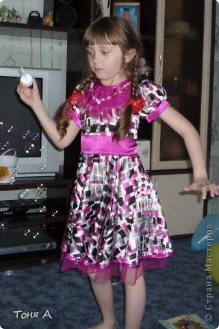 Платье дочке на 5 лет. фото 6