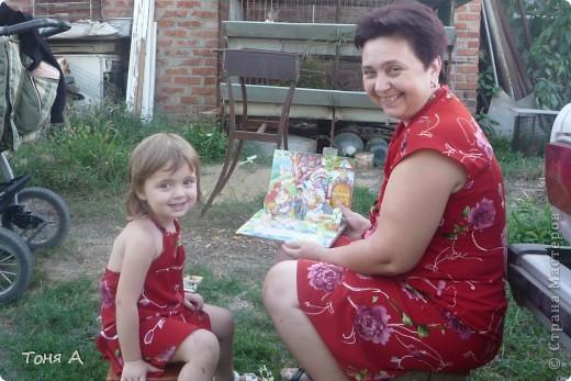 Платье дочке на 5 лет. фото 10