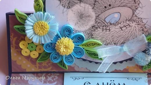 Открытка для девочки. фото 7