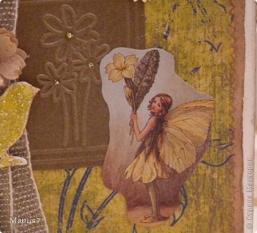 Эта открытка коллеге мужа к 8 марта. фото 4
