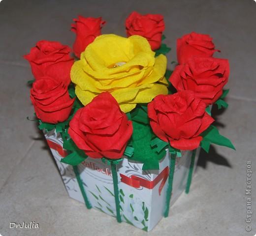 Сладкие подарки на 8 марта фото 4