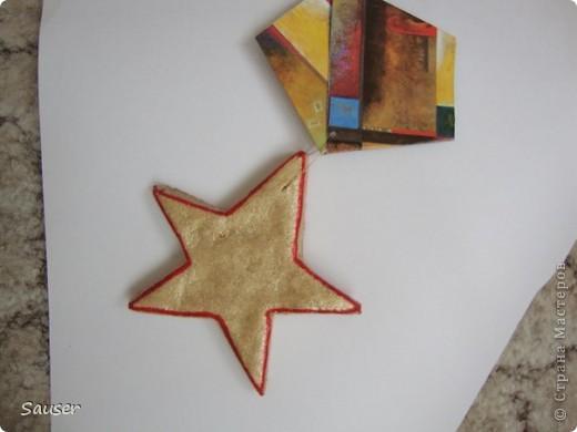 Подарок на 23 февраля. Медаль + конфетная звезда фото 1