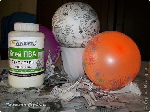 Впервые делала цветочные шары, хотя собиралась давно и долго) очень они мне нравятся и к этому 8 Марта сделала подарки: фото 2