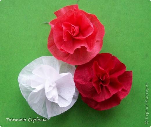 Впервые делала цветочные шары, хотя собиралась давно и долго) очень они мне нравятся и к этому 8 Марта сделала подарки: фото 7