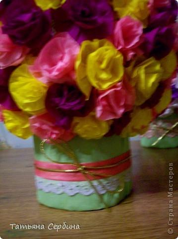 Впервые делала цветочные шары, хотя собиралась давно и долго) очень они мне нравятся и к этому 8 Марта сделала подарки: фото 11