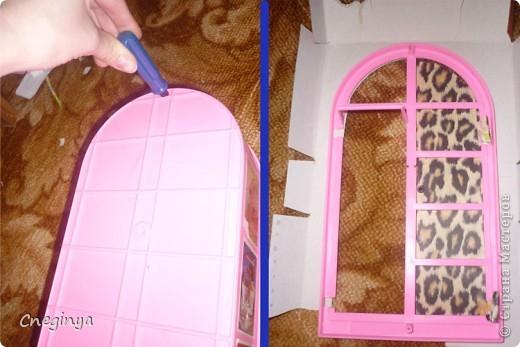 Новый шкаф для куклы. фото 3