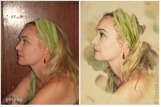 дочь подруги (до и после) фото 3