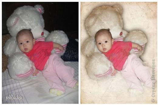 дочь подруги (до и после) фото 1