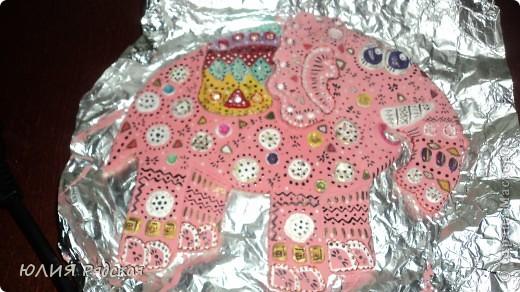 Розовый Слон для мамы фото 2