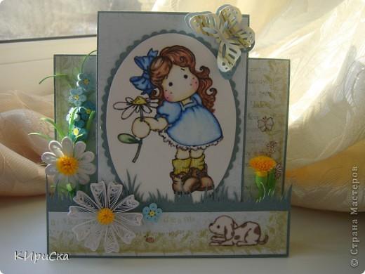 Дорогие мастерицы СМ, поздравляю Вас с праздником весны!!! Желаю всем здоровья крепкого, счастья огромного и любви!!! фото 3