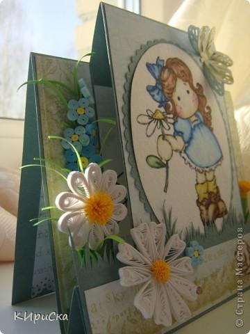 Дорогие мастерицы СМ, поздравляю Вас с праздником весны!!! Желаю всем здоровья крепкого, счастья огромного и любви!!! фото 4