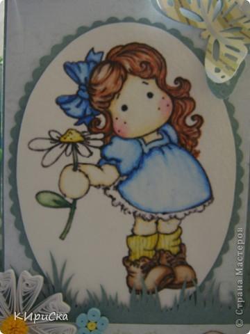 Дорогие мастерицы СМ, поздравляю Вас с праздником весны!!! Желаю всем здоровья крепкого, счастья огромного и любви!!! фото 1