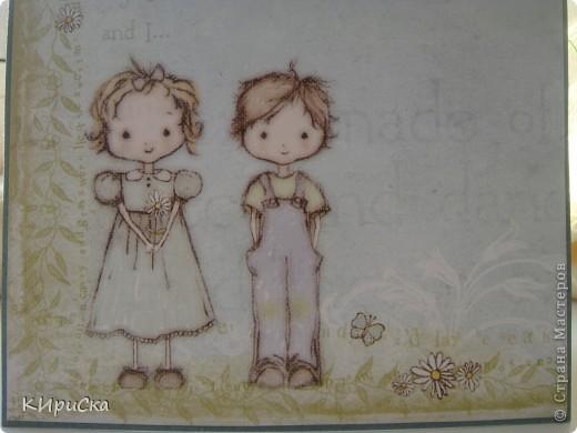 Дорогие мастерицы СМ, поздравляю Вас с праздником весны!!! Желаю всем здоровья крепкого, счастья огромного и любви!!! фото 7