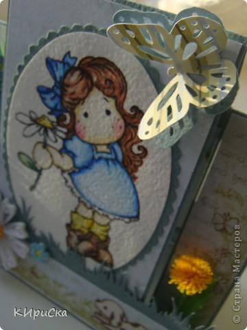 Дорогие мастерицы СМ, поздравляю Вас с праздником весны!!! Желаю всем здоровья крепкого, счастья огромного и любви!!! фото 8
