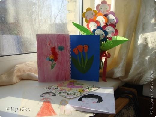 Дорогие мастерицы СМ, поздравляю Вас с праздником весны!!! Желаю всем здоровья крепкого, счастья огромного и любви!!! фото 16