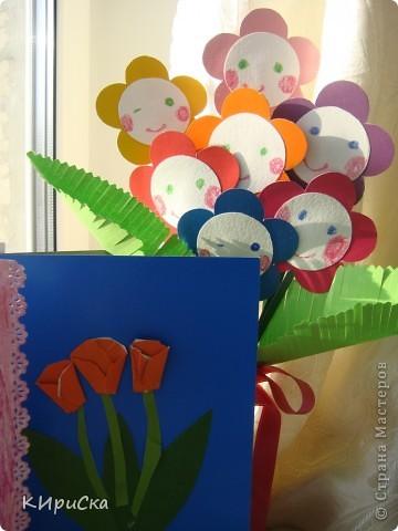 Дорогие мастерицы СМ, поздравляю Вас с праздником весны!!! Желаю всем здоровья крепкого, счастья огромного и любви!!! фото 17