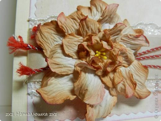 Следующим номером нашей программы)))-открытки!))Подружка заказала для мамы. фото 5