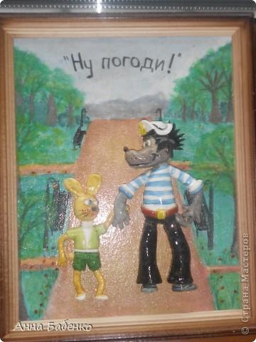 Моему сыну очень нравится этот мультфильм. Он давно просил меня слепить ему главных героев. Вот наконец-то у меня дошли руки... фото 3