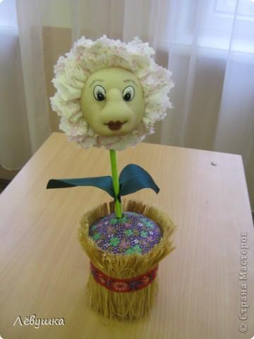 Вот и еще один цветочек готов! фото 1