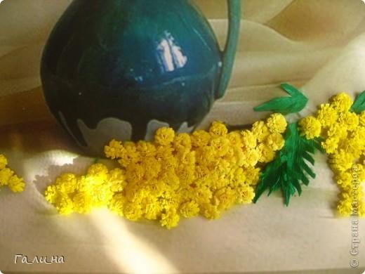 Милые дамы, поздравляю всех с праздником весны, с праздником женского обаяния!!! С 8 марта всех вас!!! Желаю всем счастья, любви и благополучия!!! В честь нашего с вами дня выставляю свою новую работу. фото 4