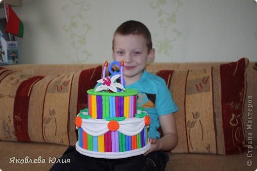 Подарок на 8 лет своими руками