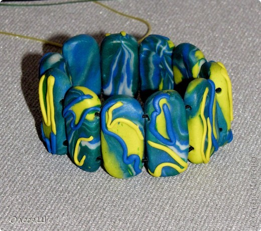 Здравствуйте! Дорогие женщины, девушки, девочки! С праздником весны, Вас, и любви!!!!! Делюсь с вами новыми моими работами)Все они сделаны из пластики Цветик. Кроме последней работы. Она из пластики Sculpey. фото 9