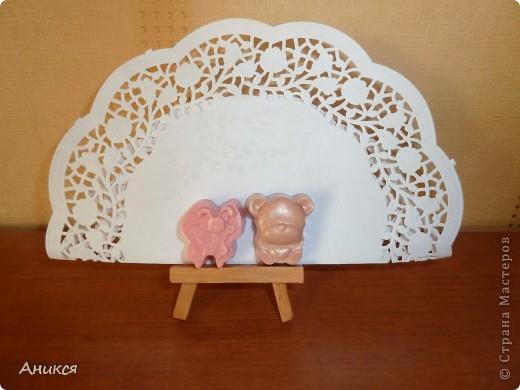 Комплектики мыла девочкам в детский сад. фото 2