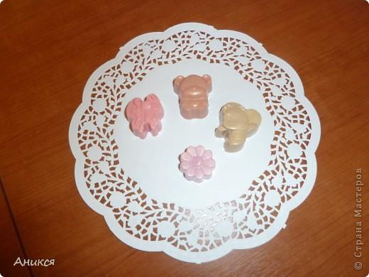 Комплектики мыла девочкам в детский сад. фото 1