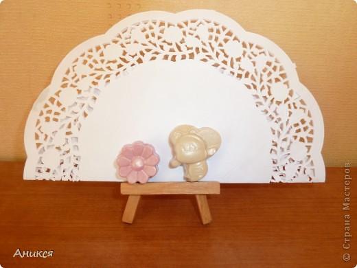 Комплектики мыла девочкам в детский сад. фото 3