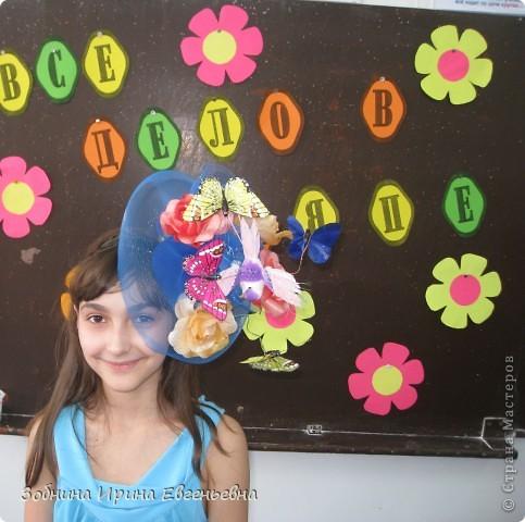 """Конкурс """"Всё дело в шляпе"""" фото 3"""