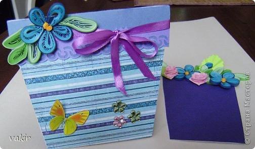 """К празднику для подруг """"вырастила"""" такие цветы в горшочках. У нас в СМ немало емсть подобных работ. МК таких открыток (фото и видео) есть на этом сайте: http://www.splitcoaststampers.com/resources/tutorials/flowerpotpocket/  фото 4"""