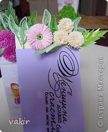 """К празднику для подруг """"вырастила"""" такие цветы в горшочках. У нас в СМ немало емсть подобных работ. МК таких открыток (фото и видео) есть на этом сайте: http://www.splitcoaststampers.com/resources/tutorials/flowerpotpocket/  фото 8"""