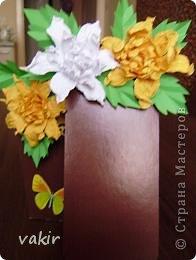 """К празднику для подруг """"вырастила"""" такие цветы в горшочках. У нас в СМ немало емсть подобных работ. МК таких открыток (фото и видео) есть на этом сайте: http://www.splitcoaststampers.com/resources/tutorials/flowerpotpocket/  фото 11"""