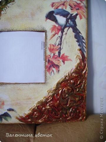 """Зеркало для подруги """"Райские птицы"""" фото 3"""
