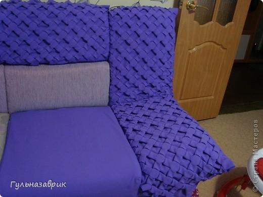 Чехол для дивана фото 6