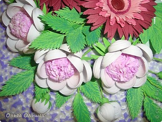 Дорогие мастерицы!В первый месяц весны на свет у меня появился  цветочный рог изобилия. фото 5