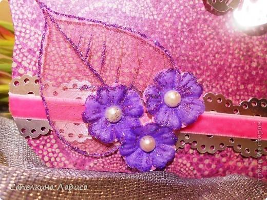 Практически все получилось в моём любимом цвете. фото 15