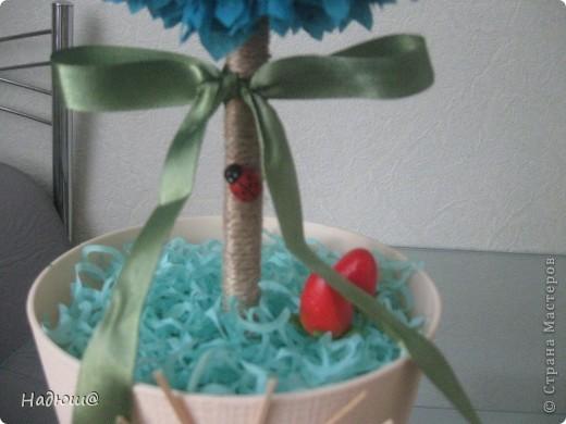 Эти подарочки - моим коллегам:) Вот так вот по - весеннему:) И вкусненько - с конфетками фото 8